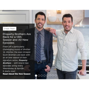 Best Real Estate Shows-propertybrothers