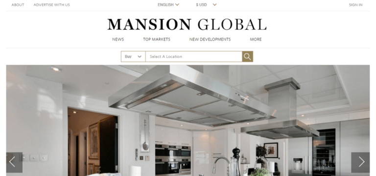 Top 32 Real Estate Agents Blogs in 2021_mansionglobal