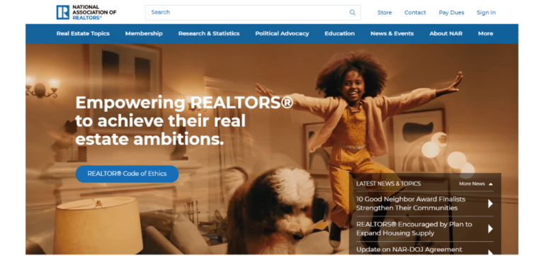 Top 32 Real Estate Agents Blogs in 2021_nar